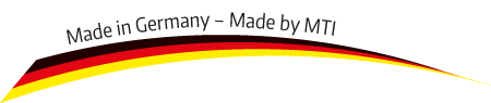 Made in Germany – Made by MTI